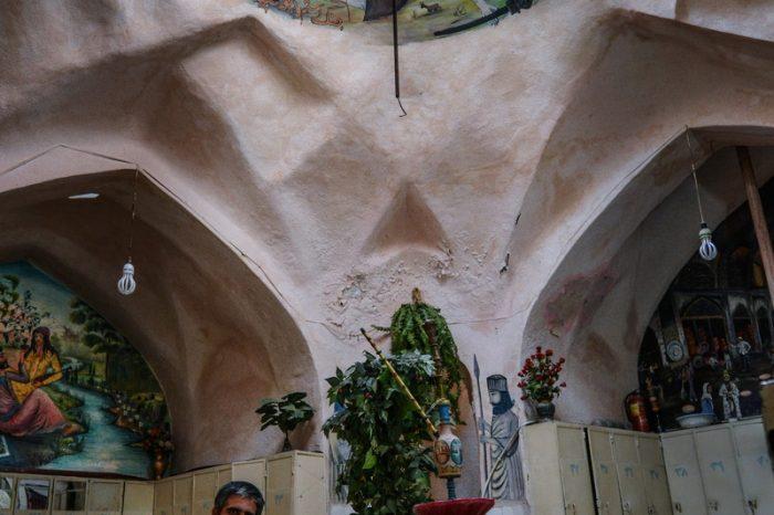 حمام توکلی شیراز عکاس : عرفان سامان فر از شیراز
