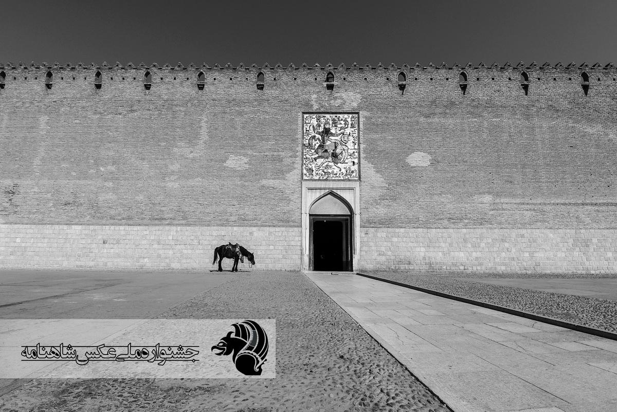 نفرنخست جشنواره / ارگ کریمخان شیراز عکاس : عرفان سامان فر از شیراز